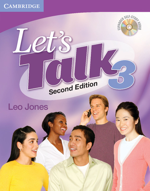 Let's Talk: Second Edition