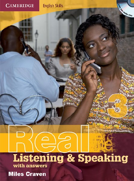 Cambridge English Skills: Real Listening and Speaking