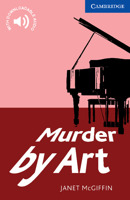 Murder by Art (book only) (Level 5) <br /><i>Cambridge English Readers: Level 5</i>