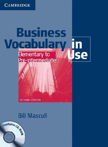 Business Vocabulary in Use: 2nd Edition