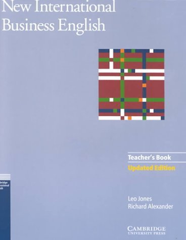 New International Business English Updated Edition