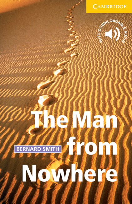 The Man from Nowhere  (book only) (Level 2) <br /><i>Cambridge English Readers: Level 2</i>