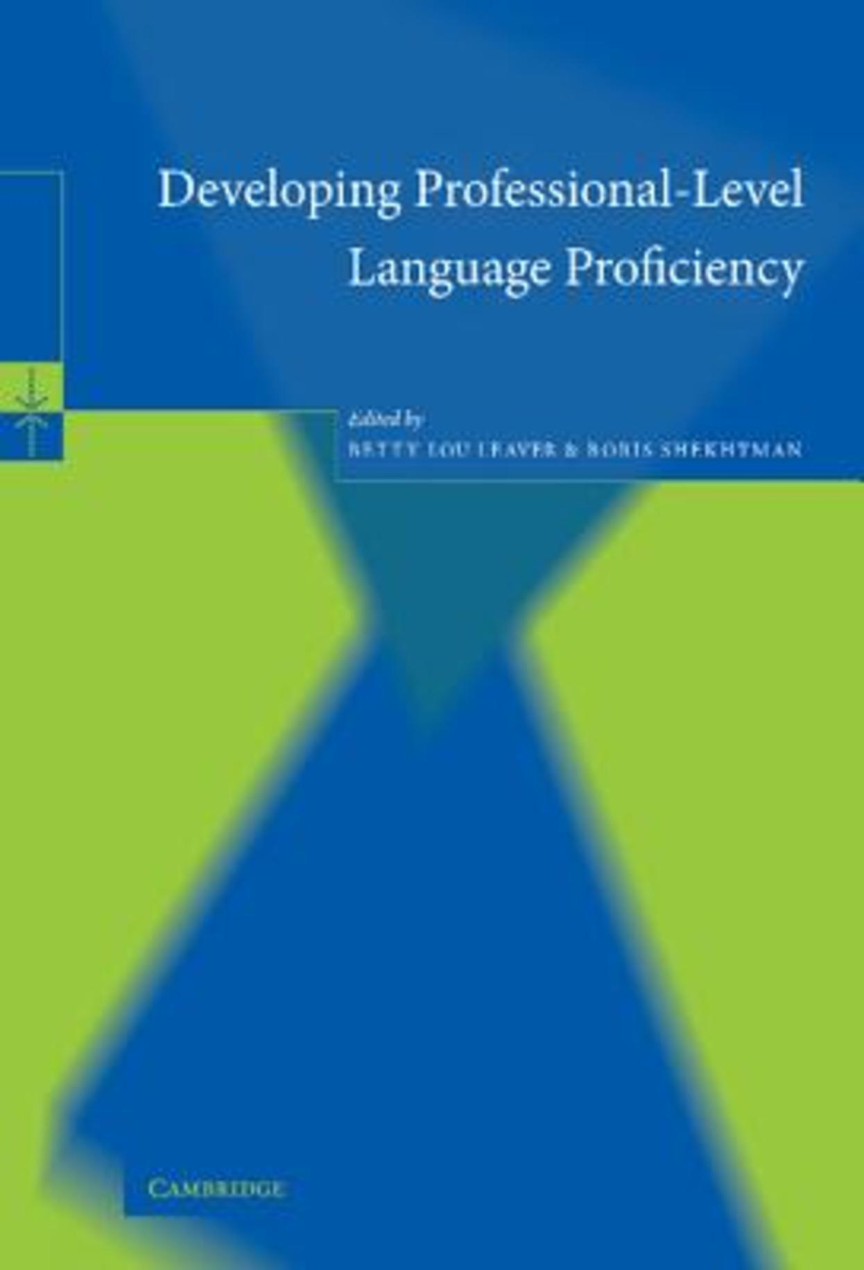 language proficiency in the legal profession