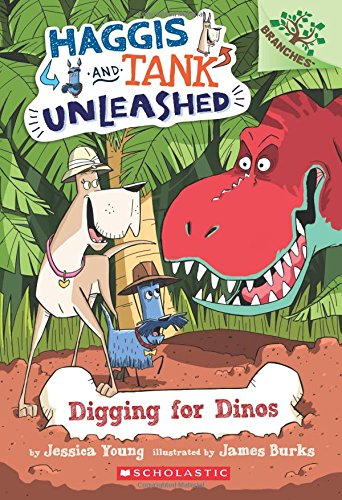 Scholastic's Branches: Haggis and Tank Unleashed