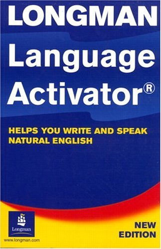Longman Language Activator New Edition