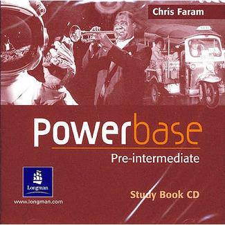 Powerbase Pre-Intermediate with CD