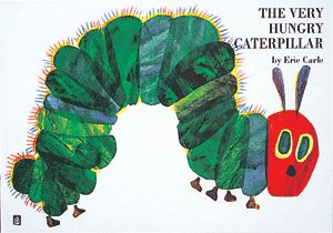 Storytime Giants: The Very Hungry Caterpillar