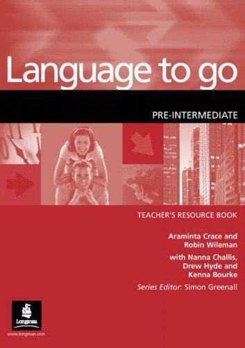 Language to Go Pre-Intermediate