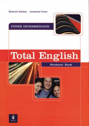 Total English Upper Intermediate