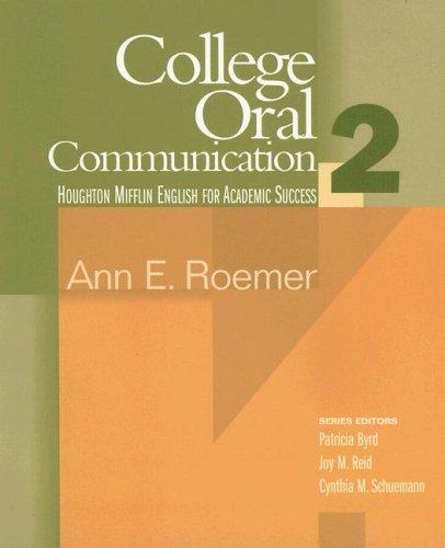 Oral Communication Books 98