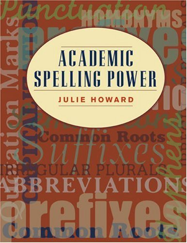 Academic Spelling Power