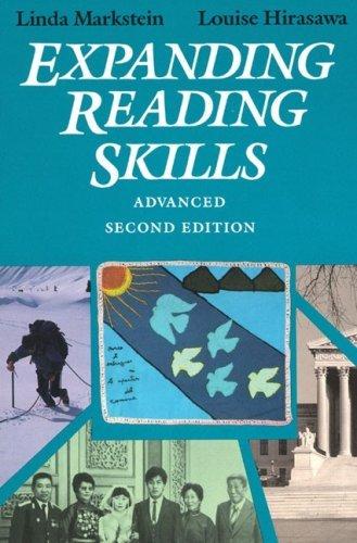 Expanding Reading Skills