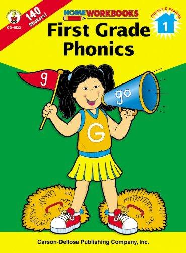 Phonics - workbook activitybook