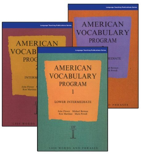 American Vocabulary Program