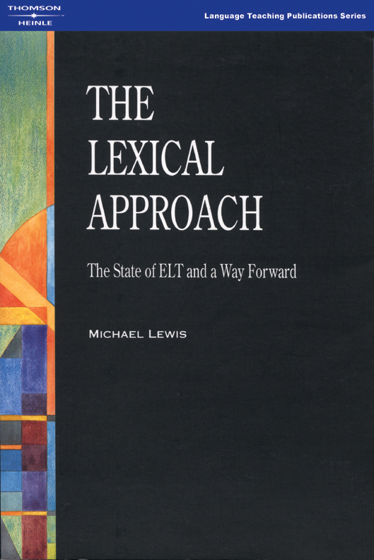Lexical Approach, The