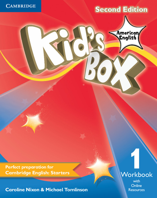 Kid's Box American English Second edition