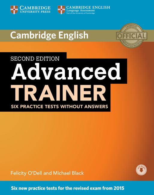 Advanced Trainer Second edition