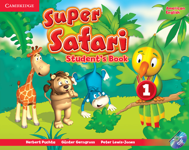 Super Safari American English
