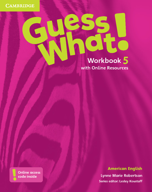 Guess What! American English