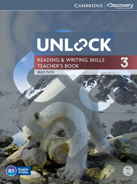 حل كتاب unlock 1 reading and writing