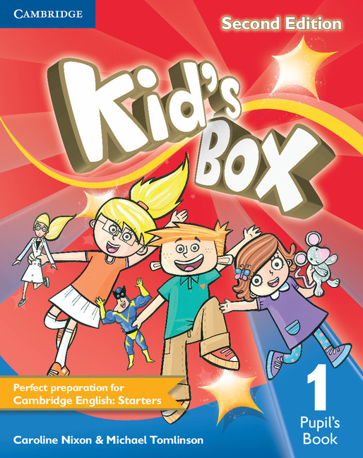 Kid's Box 2nd Edition