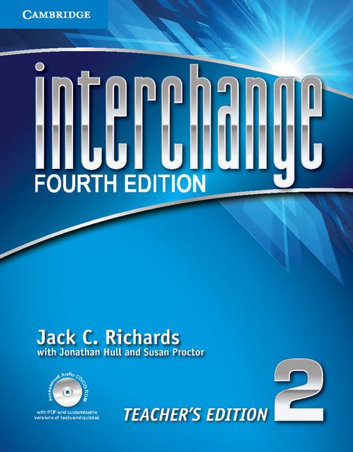 interchange 2 fourth edition teacher book quiz