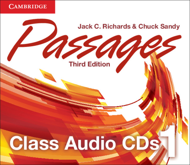 Passages Third Edition
