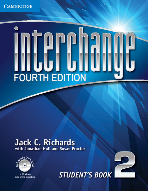 interchange 4th edition student s book with self study dvd rom