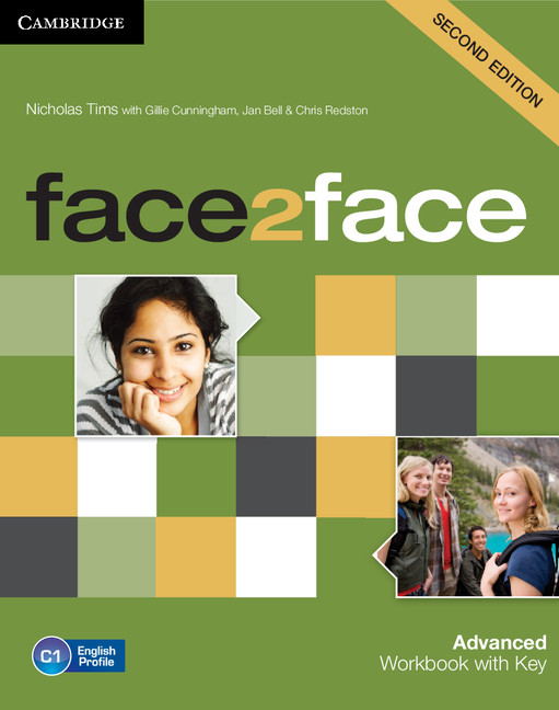 Face2face. Advanced Workbook with Key 2nd edition - Nicholas Tims