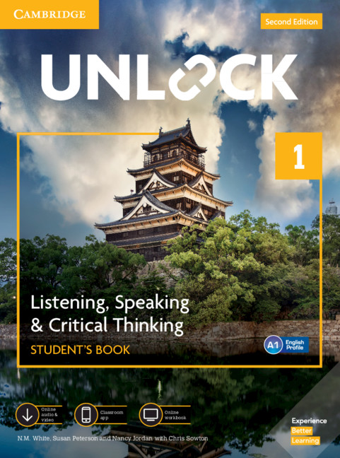 Unlock (2nd edition) Listening, Speaking & Critical Thinking