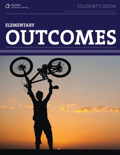 Outcomes Student's Book + pin code + Vocabulary Builder (Elementary)