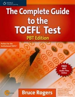 Complete Guide to the TOEFL? Test, PBT