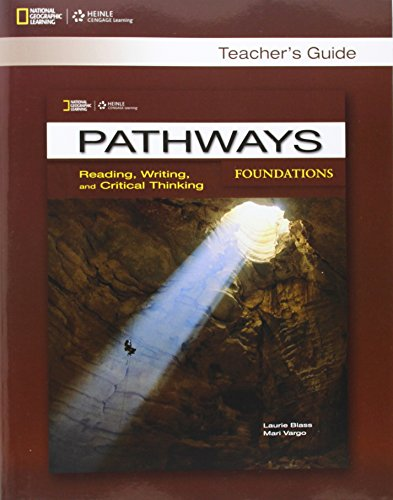 Pathways: Reading, Writing, and Critical Thinking