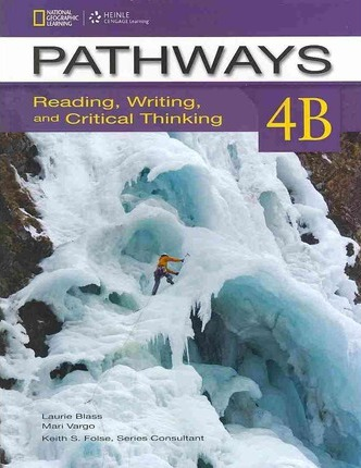 pathways reading writing and critical thinking 4 Pathways 4: listening, speaking, and critical thinking pdf ebook have not added any pdf format description on pathways 4: listening, speaking, and critical thinking thinking, speaking, and writing critically have not added any pdf format description.