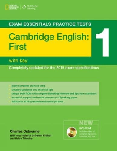 exam essentials practice tests first fce student book without