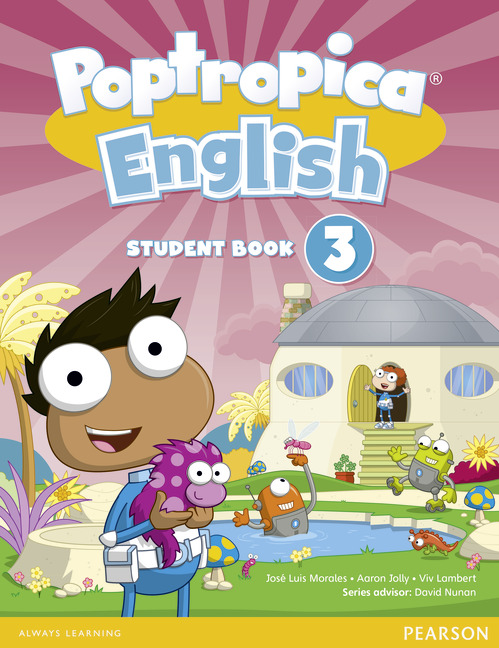poptropica english student book レベル 3 by series advisor