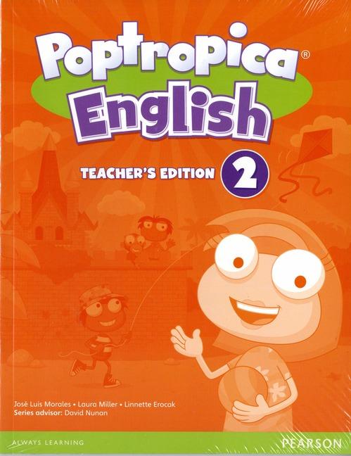 Poptropica English