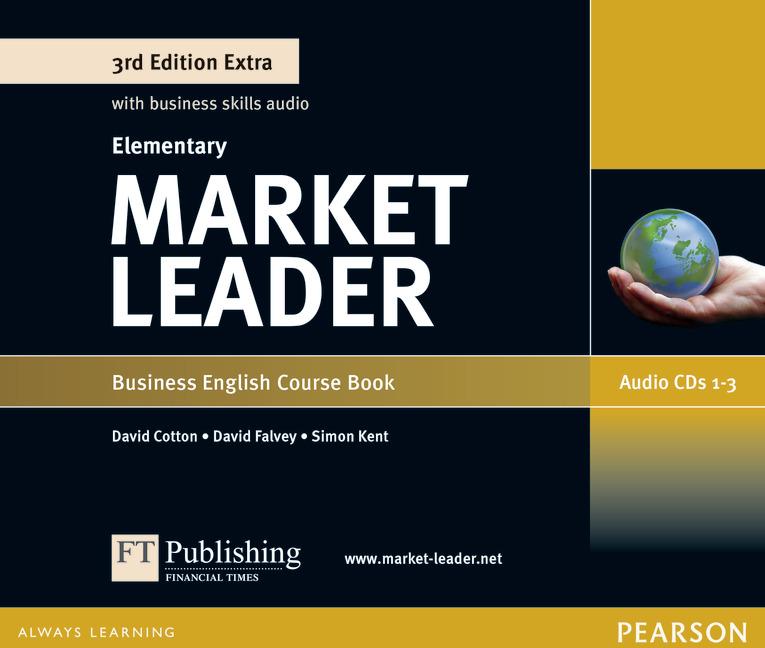 Market Leader 3rd Edition Extra