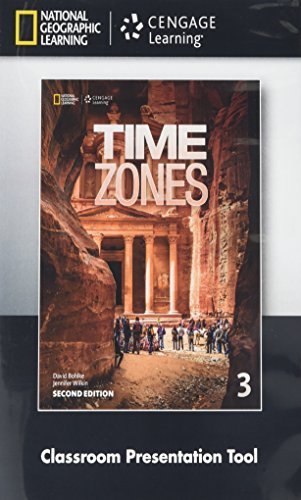 Time Zones (Second Edition) - Explore ・Discover ・Learn