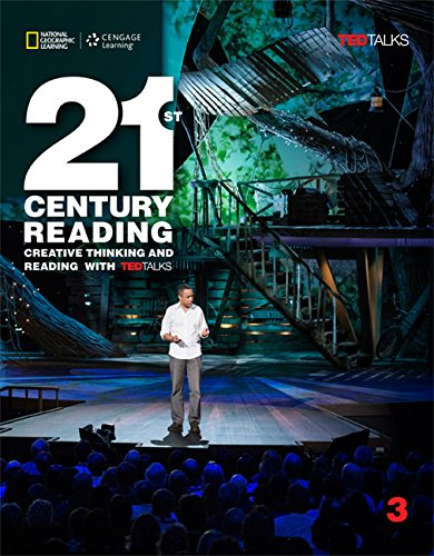 21st Century Reading  - Creative Thinking and Reading with TED Talks