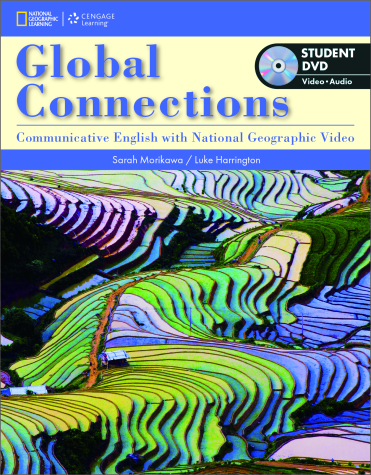 Global Connections  - Communicative English with National Geographic Video