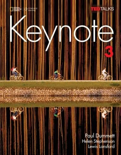 Keynote (American English)