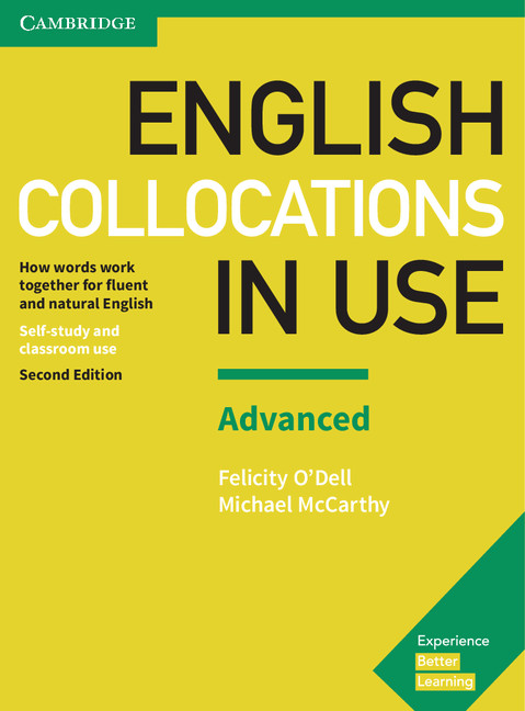 English Collocations in Use Second edition