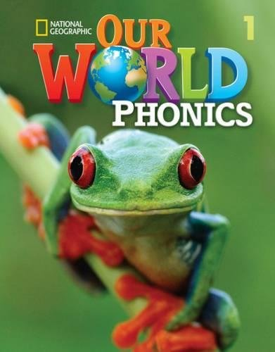 Our World Phonics & ABC Books (American English)
