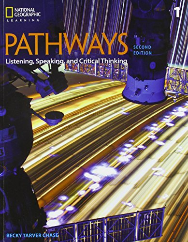 Pathways: Listening, Speaking, and Critical Thinking - 2nd Edition