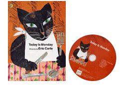 Audio & DVD - eric carle エリック・カール