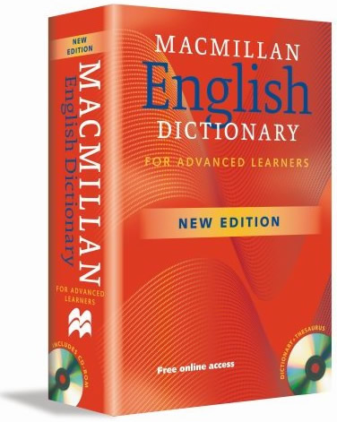 Macmillan English Dictionary for Advanced Learners: New Edition