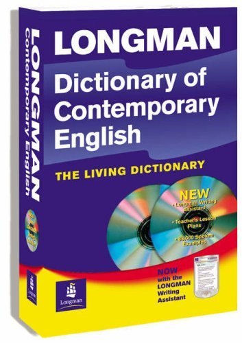 Longman Dictionary Of Contemporary English 5th Edition