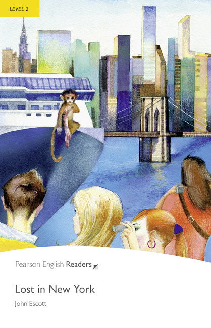 Pearson English Readers Level 2