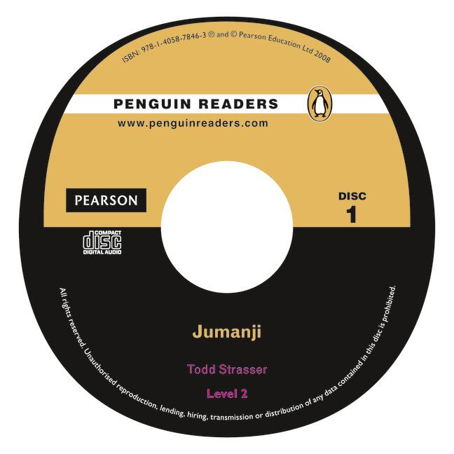 Pearson English Readers Level 2